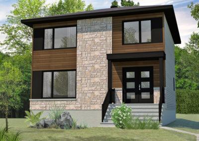 Modèle Bambou – Cottage