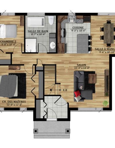 Construction-Mario-Dion_Modele-Viger-Plan-01